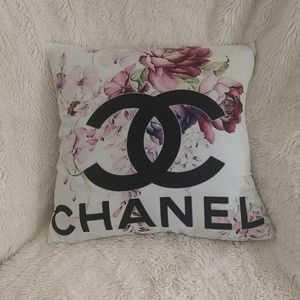 Chanel pillow case cover